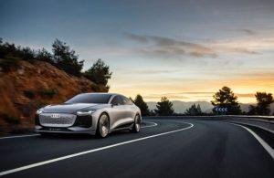 Audi A6 E-Tron Concept modeli beklentinin çok ötesine geçti