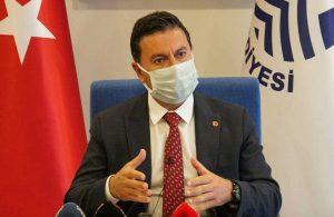 Başkan Aras Bodrum'da tam kapanma süreci ile ilgili değerlendirmelerde bulundu