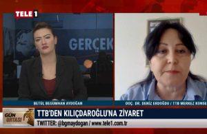 TTB'den Kılıçdaroğlu'na ziyaret: Görüşmede neler yaşandı? – GÜN ORTASI