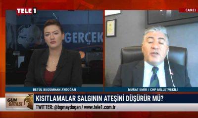 CHP'li Emir'den çarpıcı iddia: Özel hastaneler kovid hastalarından günlük 5 bin TL alıyor – GÜN ORTASI
