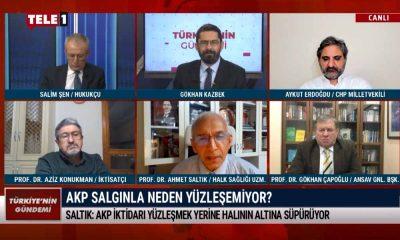 AKP anayasasız bir devlet mi inşa etmek istiyor? – TÜRKİYE'NİN GÜNDEMİ