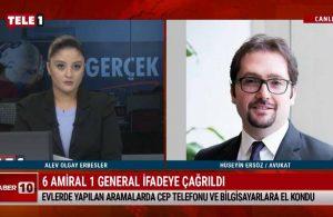 Amirallerin avukatı Hüseyin Ersöz: Gözaltı kararı alınmamış olması en büyük tesellimiz – HABER10