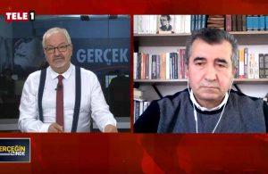 Necdet Saraç: AKP sürekli 'zorlamalı' gündemler yatarak siyasi ömrünü uzatmaya çalışıyor – GERÇEĞİN İZİNDE