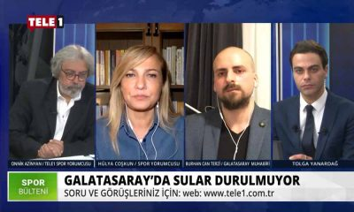 Galatasaray'da sular durulmuyor – SPOR ARASI