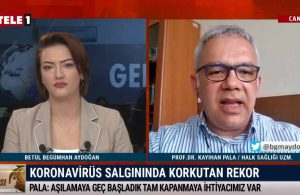 Prof. Dr. Kayıhan Pala: Artık 14 günlük bir kapanma da yetmeyecek – GÜN ORTASI