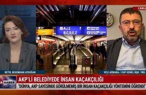 Veli Ağbaba: Dünya, AKP sayesinde görülmemiş insan kaçakçılığı yöntemini öğrendi -HAFTA SONU ANA HABER