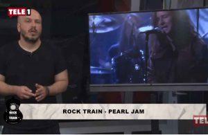 Rock Train'in bu haftaki durağı Pearl Jam – ROCK TRAIN