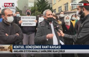 AKP Beyoğlu İlçe Teşkilatı'nda yurttaşlara tehdit: Kafanıza sıkacağız, buradan gideceksiniz – GÜN ORTASI