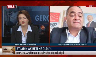 CHP'li başkan iddiaları anlattı: Atlar sucuk mu oldu? – GÜN ORTASI
