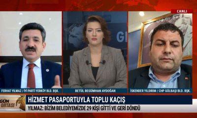 İçişleri Bakanlığı'nın soruşturma başlattığı belediye başkanları TELE1'e konuştu- GÜN ORTASI