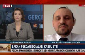 Bakan Pekcan iddiaları kabul etti: Yalanlayacakları bir iddia yok, belgelerle konuşuyoruz – GÜN ORTASI
