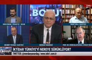 İktidar Türkiye'yi nereye sürüklüyor? 5. BOYUT
