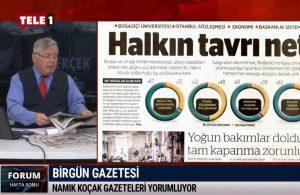"""""""Fabrika açmayan AKP'nin en büyük yatırımı cezaevleri"""" – FORUM HAFTA SONU"""