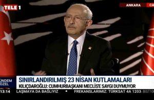 Kemal Kılıçdaroğlu: Cumhurbaşkanı Meclis'e saygı duymuyor – GÜNDEM ÖZEL