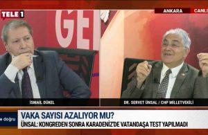 Dr. Servet Ünsal: Kongreden sonra Karadeniz'de test yapılmadı – HABERE DOĞRU