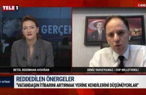 """""""AKP, dünya da yansa kıyamet de kopsa yandaş şirketlere para 'akıtıyor' """" – GÜN ORTASI"""