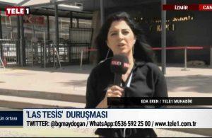 TELE1 muhabiri Eda Eren 'Las Tesis' duruşmasındaki gelişmeleri aktardı – GÜN ORTASI