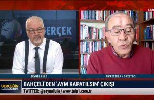 Fikret Bila: AYM kapatılırsa HDP'yi kim kapatacak? – GERÇEĞİN İZİNDE
