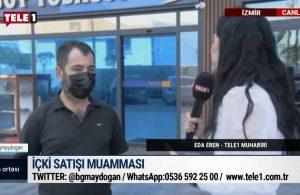 TELE1 muhabiri Eda Eren, İzmir'deki son gelişmeleri aktardı – GÜN ORTASI