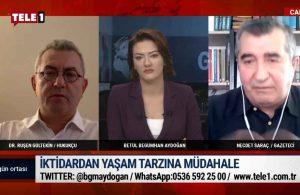 """""""AKP, dini referanslar üzerinden insanları şekillendirmeye çalışıyor""""- GÜN ORTASI"""