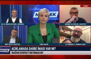 E. Kurmay Albay Türkşen: Montrö'yü değiştirmeye kalkarsanız Dolmabahçe'nin önünde ABD gemilerini bulursunuz – MERCEK