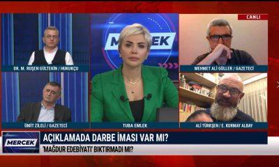 Ali Türkşen: Bugüne kadar yaptığım hizmetlerden dolayı hakkımı helal etmiyorum, 104 amiral de etmesin – MERCEK