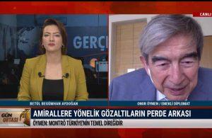 Onur Öymen: Montrö'süz Türkiye, yumurtasız omlete benzer – GÜN ORTASI