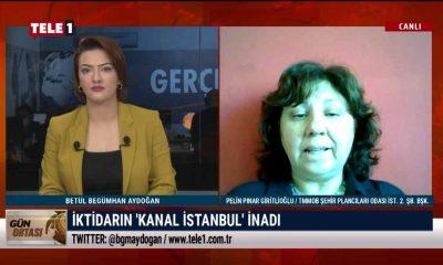 """""""Kanal İstanbul bir ulaştırma projesi değil, bir gayrimenkul projesidir"""" – GÜN ORTASI"""