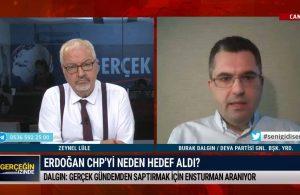 Deva Partisi Genel Başkan Yrd. Dalgın: Türkiye her alanda ilk 100'den çıkmış durumda – GERÇEĞİN İZİNDE