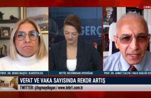 Prof. Dr. Ahmet Saltık: Dört hafta içerisinde en az 12 bin insan hayatını kaybedecek – GÜN ORTASI