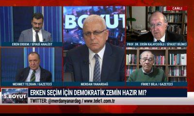 AKP neden Neo- Nazi yönetimin yanında? – 5. BOYUT
