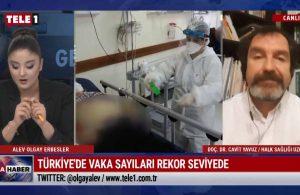 Doç. Dr. Cavit Yavuz: Vaka sayısının artışı çocuklara da yansıyacak – HAFTA SONU ANA HABER