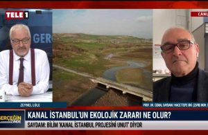 Prof. Dr. Saydam: Bilim, 'Kanal İstanbul'u unut' diyor – GERÇEĞİN İZİNDE