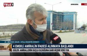 Atilla Kezek'in avukatı TELE1'e konuştu: Bir bardak suda kıyamet kopartıldı – GÜN ORTASI