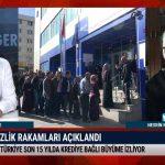 Nesrin Nas: AKP iktidarı 200'den bu yana, 300 milyar dolar yabancı kaynak kullandı – GERÇEĞİN İZİNDE