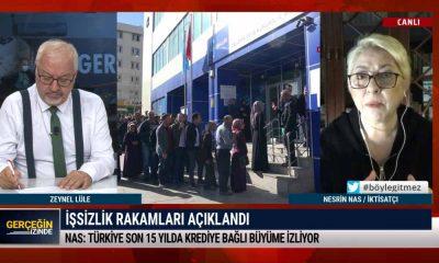 Nesrin Nas: AKP iktidarı 2000'den bu yana, 300 milyar dolar yabancı kaynak kullandı – GERÇEĞİN İZİNDE