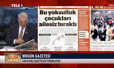 Can Ataklı: Erdoğan devletin bütçesini Saray'a ait sanıyor – GÜN BAŞLIYOR