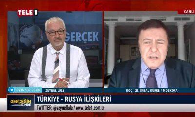 Doç. Dr. İkbal Dürre: Rusya'nın saldırma olasılığı çok yüksek – GERÇEĞİN İZİNDE