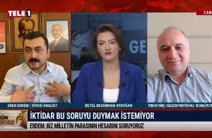 Eren Erdem'den savcılara öneri: Cumhuriyet savcısı yerine 'hükûmet savcısı' ismini kullansınlar – GÜN ORTASI