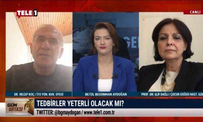 Prof. Dr. Dağlı: 65 yaş ve üstü aşılı olduğu halde 'günah keçisi' ilan edildi – GÜN ORTASI