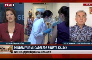 Prof. Dr. Faruk Aydın: Bölge bölge mutasyon çalışmaları yapılmalı – GÜN ORTASI