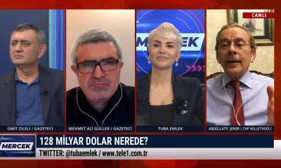 Abdüllatif Şener: Rezervler hem hükûmette hem de Merkez Bankası'nda iki yıldır deprem meydana getirmiş – MERCEK
