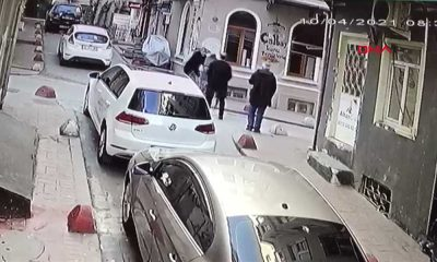 Tartıştığı kişiyi bıçaklayan şüpheli yakalandı