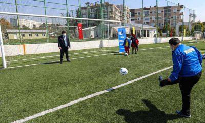 Buca Belediyesi otizme sporla dikkat çekti