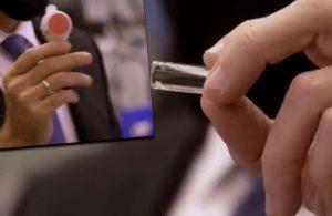Pentagon'dan Covid-19'u tespit eden mikroçip