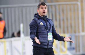 Emre Belözoğlu'ndan maç sonu açıklaması: Büyük takım böyle oynar, topu vermez