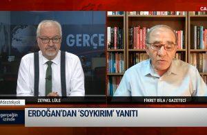 Fikret Bila: Erdoğan Biden'e 'Ey' yerine 'sayın' diye hitap etti