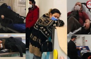 TELE1 ekibi görüntüledi: AKP'nin övündüğü sağlık sistemi banklarda