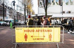 Hollanda yasaklar kaldırıldı, halka hırsızlık uyarısı yapıldı