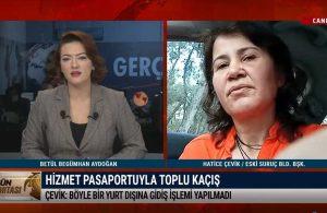 İltica soruşturmasında hedef alınan belediye başkanları TELE1'de